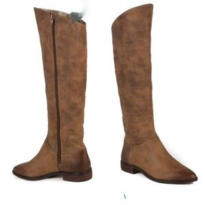 New Band of Gypsies Luna Over the Knee Boots 8.5